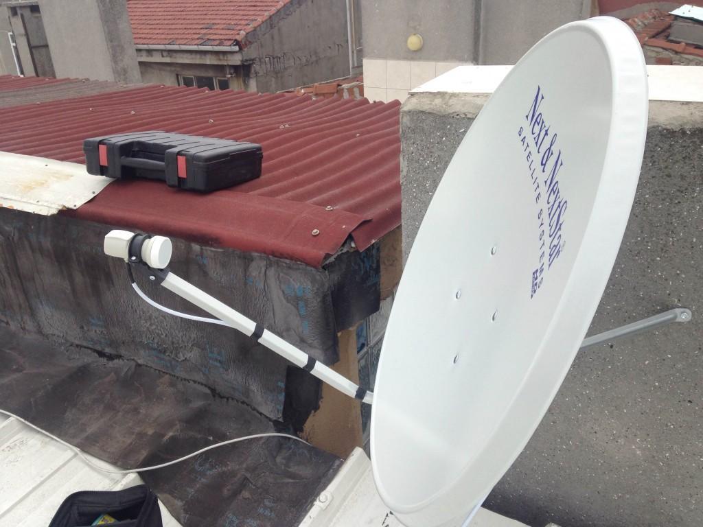 Pendik Uydu Çanak Servisi