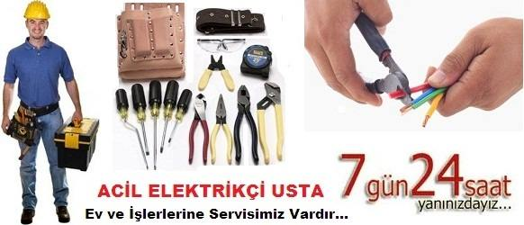 Kurtköy Elektrikçi  Servisi