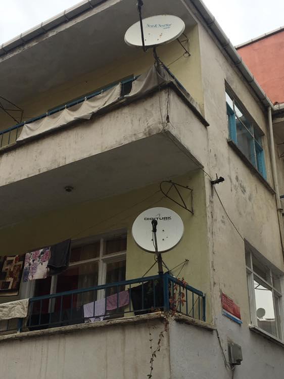Güzelyalı Uydu Anten Servisi